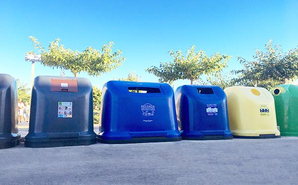 comprar contenedor basura
