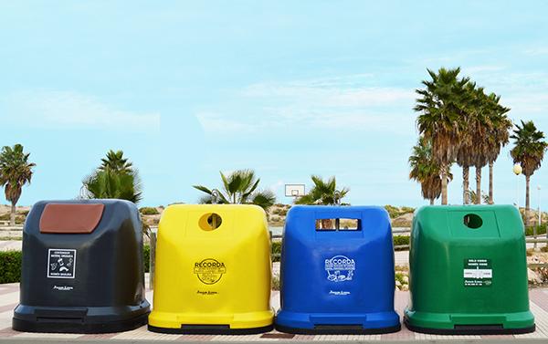 comprar contenedor residuos